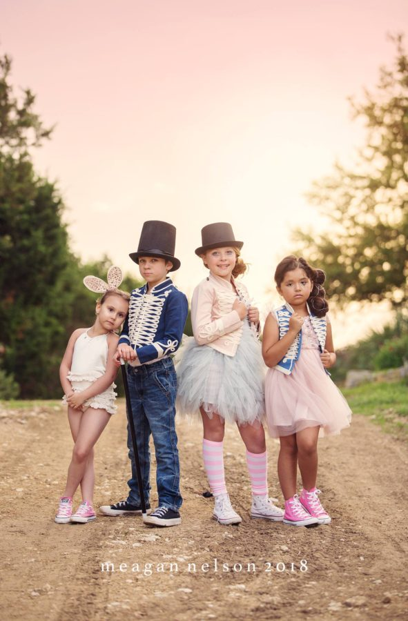 kids posed in costumes, Daily fan favorite on Beyond the Wanderlust