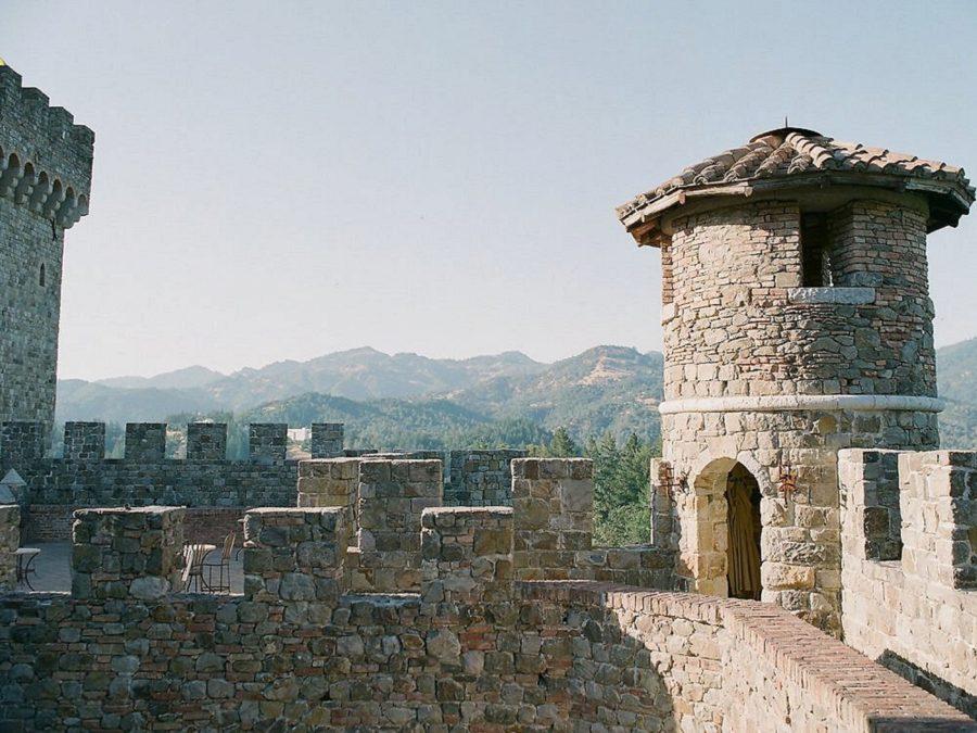Castello di Amorosa, Calistoga California
