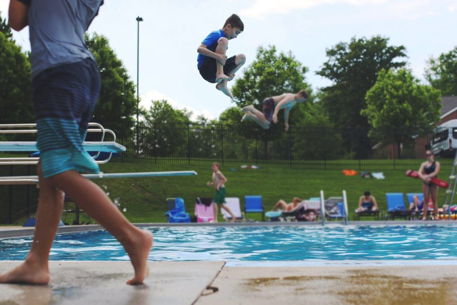 Kids jumping off diving boards, Daily Fan Favorites on Beyond the Wanderlust