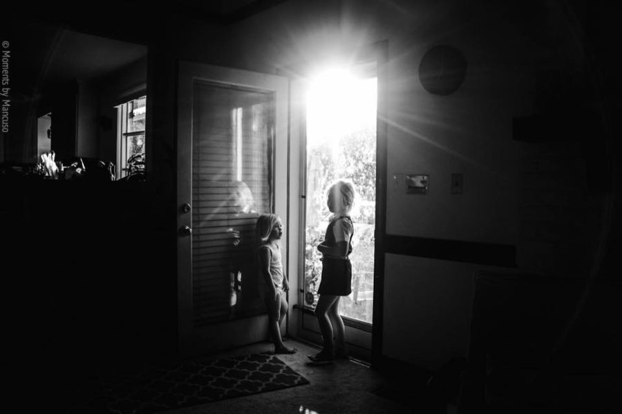 Kids standing in doorway with light coming through, Daily Fan Favorites on Beyond the Wanderlust