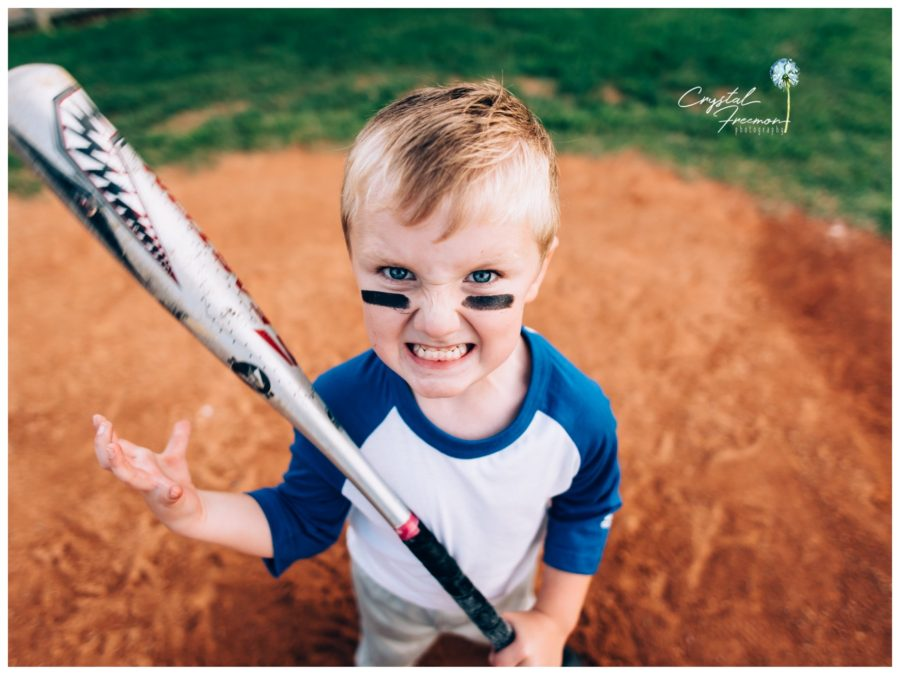 Fierce portrait of young baseball player, Beyond the Wanderlust Daily Fan Favorite