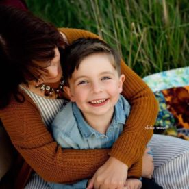 mother and son pictures, fall family pictures, family fashion for pictures