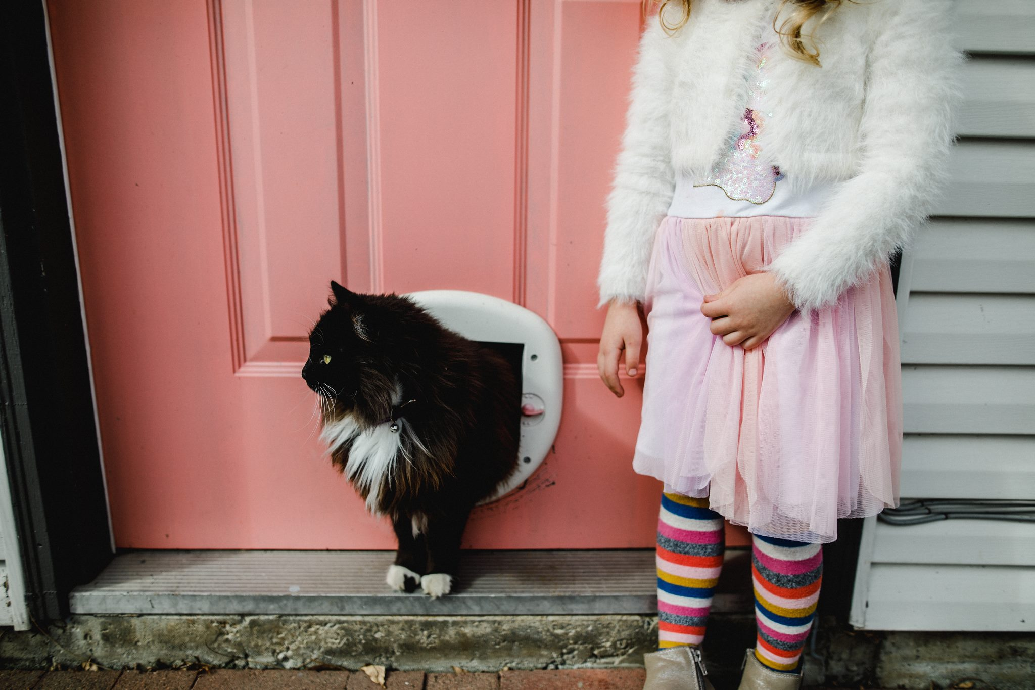 documentary kid pictures, lifestyle childhood pictures, cat and little girl, little girl style